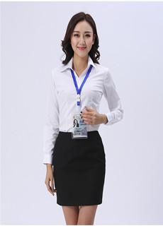 女式长袖衬衫V806