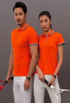 高端韩版商务休闲短袖POLO衫8888-1