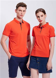 短袖polo衫、短袖文化衫、广告衫XH9017