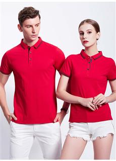 短袖polo衫、短袖文化衫、广告衫XH0018