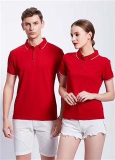 高端短袖polo衫、短袖文化衫、广告衫XH9012